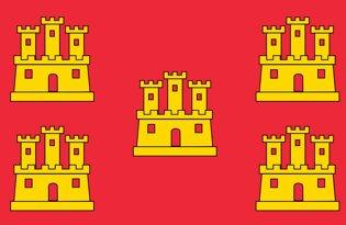 Flag Poitou-Charentes
