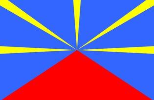 Flag Réunion