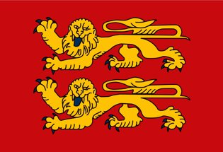 Flag Normandie