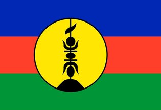 Flag New Caledonia