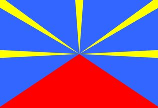 Bandera Réunion