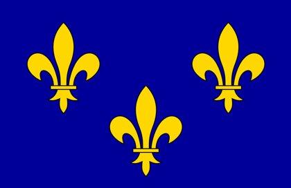 Bandera Isla-de-Francia