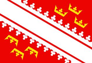 Flag Alsace