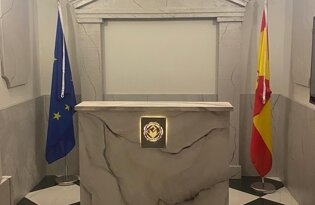 Banderas diplomáticas