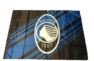Bandera Atalanta Bergamo Oficial