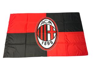 Bandera Milan AC Oficial